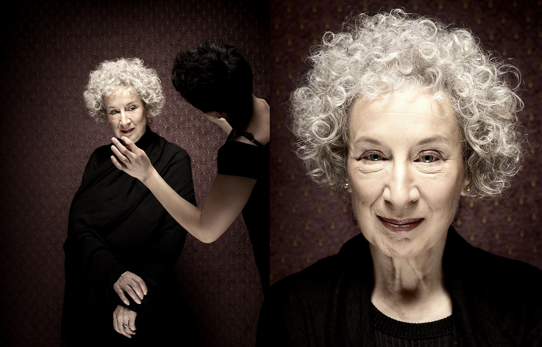 KC Armstrong_Margaret Atwood_London Times.jpg