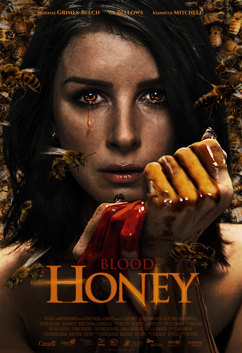 Blood Honey Key Art